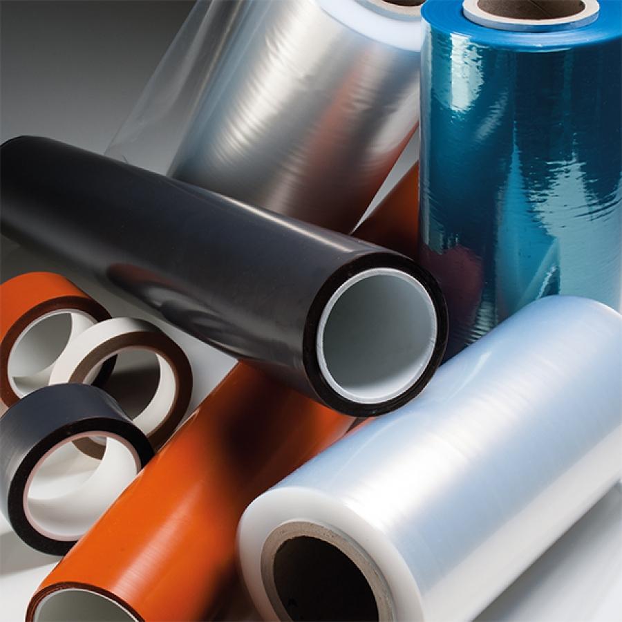 industrial plastics and machine